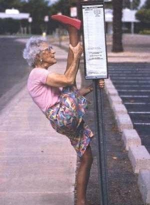 limber granny